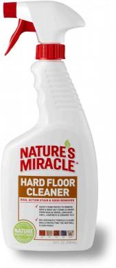 Уничтожитель пятен и запахов 8in1 NM Hard Floor Cleaner для всех видов полов спрей (710 мл)