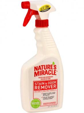 Уничтожитель пятен и запахов 8in1 NM S&O Remover универсальный спрей (710 мл)
