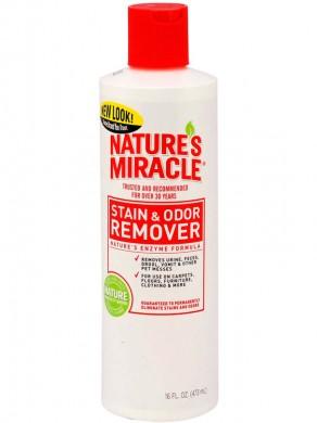 Уничтожитель пятен и запахов 8in1 NM S&O Remover универсальный (473 мл)