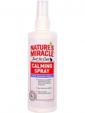Успокаивающее средство для кошек 8in1 NM No Stress Антистресс спрей (237 мл)