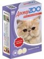 Витамины для кошек Доктор Зоо Лосось (90т)