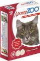 Витамины для кошек Доктор Зоо Здоровье кожи и шерсти (90т)