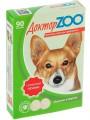 Витамины для собак Доктор ZOO Печень (90т)