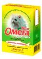 Витамины Омега Биотин для кошек (90т)