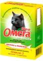 Витамины Омега Протеин для кошек (90т)