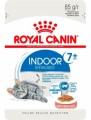 Влажный корм Royal Canin Indoor Sterilised 7 + в соусе 85гр