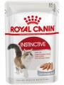 Влажный корм Royal Canin Instinctive в паштет (85гр)