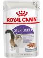 Влажный корм Royal Canin Sterilised в паштете (85гр)