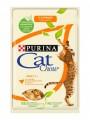Влажный корм CAT CHOW для кошек кура кабачки в желе 85.000 г