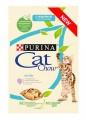 Влажный корм CAT CHOW для котят индейка/кабачки в желе (85гр)