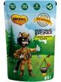 Влажный корм для кошек Мнямс Пир охотника с уткой, кроликом и дичью (85гр)