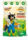 Влажный корм Мнямс Фермерская ярмарка сочные кусочки с кроликом 85гр