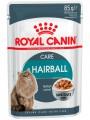 Влажный корм Royal Canin Hairball Care в соусе 85гр