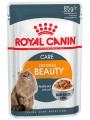 Влажный корм Royal Canin Intense Beauty для кошек, соус (85*12шт)