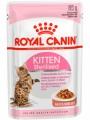 Влажный корм Royal Canin Kitten Sterilised в соусе (85гр)