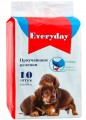 Впитывающие пеленки для животных EveryDay геливые 60 х 90 см (10 шт)