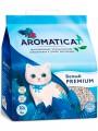 Впитывающий наполнитель AromatiCat Premium, белый 10л