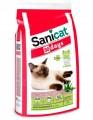 Впитывающий наполнитель Sani Cat 30 days с ароматом Алоэ Вера 11,9кг