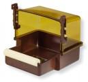 Всесезонная купалка Hagen Deluxe, темно-желтый/коричневый